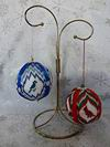 Christmas Balls 4 - Blue Jays & Cardinals